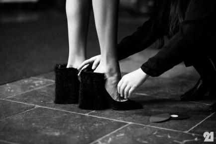 Tendances Chaussures automne hiver 2014-2015 cover