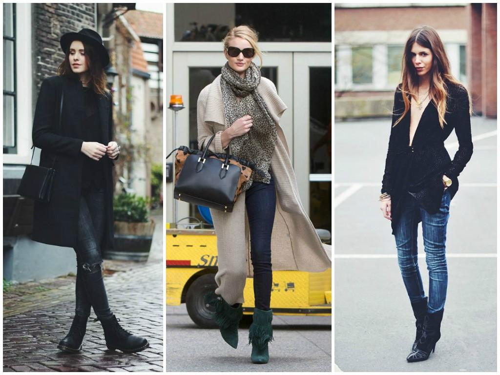 Combinaison « Jeans-Bottines », 5 astuces pour réussir cette ... d1ed3b413a21