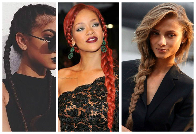 tendances hairstyle tresses