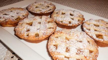 Tartelettes aux pommes caramelisées