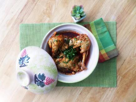 Chtitha au poulet cover