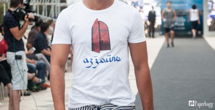 Alger Fashion Week Défilé Redouane Rebaine