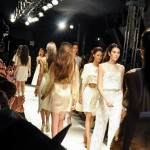 Fashion Week Tunis défilé Mademoiselle Hecy