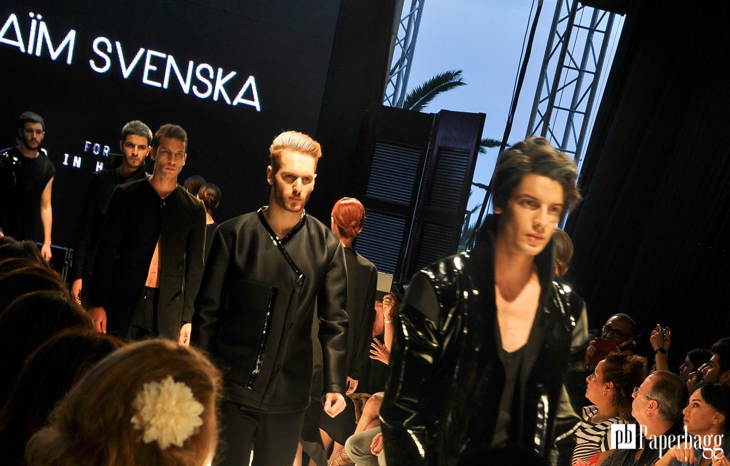 Fashion Week Tunis, Défilé Braim Svenska