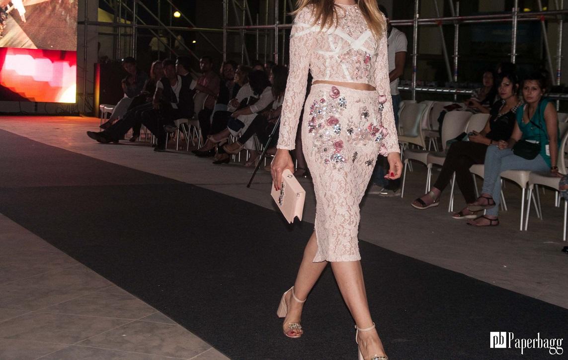 Alger Fashion Week, Résumé 1ère journée