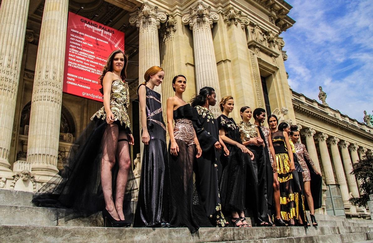 Zino Touafek, le créateur algérien qui a conquis la Paris Fashion Week