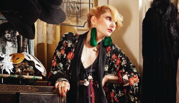 Le kimono en 5 styles pour 5 situations