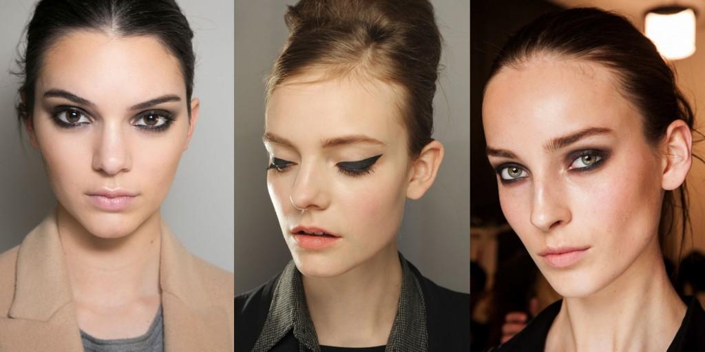 Makeup automnale yeux à tomber