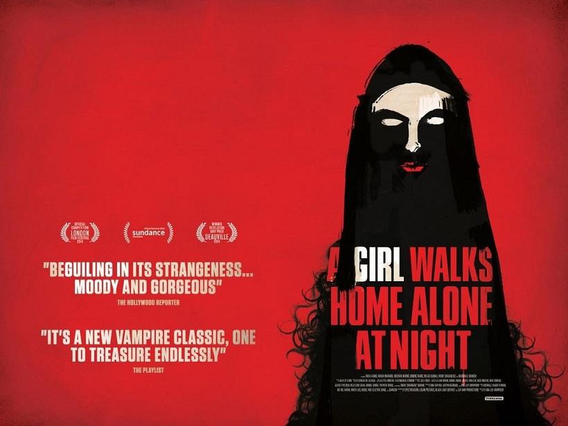 favoris de la rédaction Août film a girl walks home alone at night