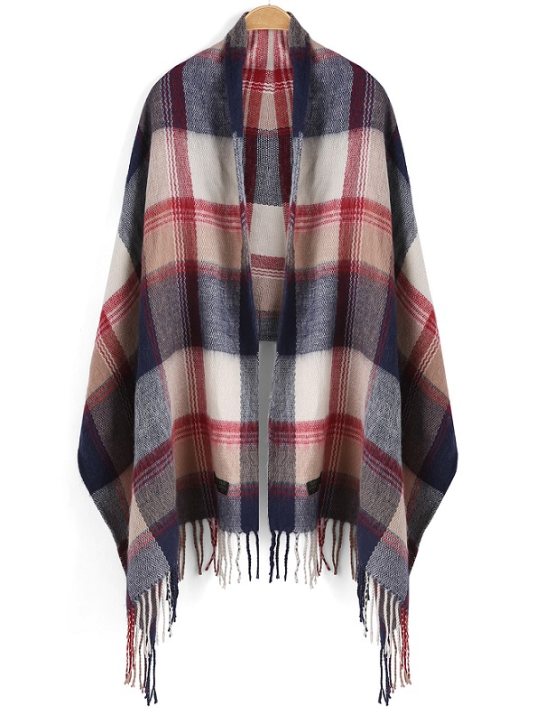 Hijab must have. automne hiver 2015 plaid