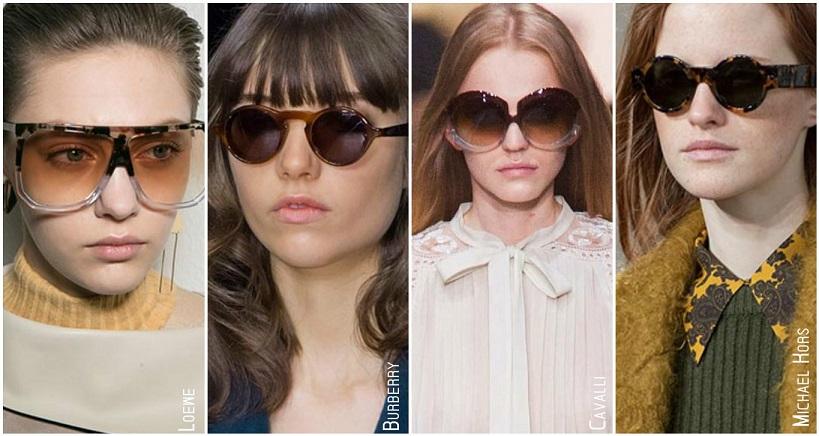 Tendances accessoires automne hiver 2015 lunettes retro