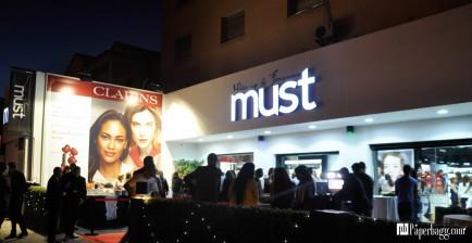 lancement makeup Clarins dans les boutiques Must (12)