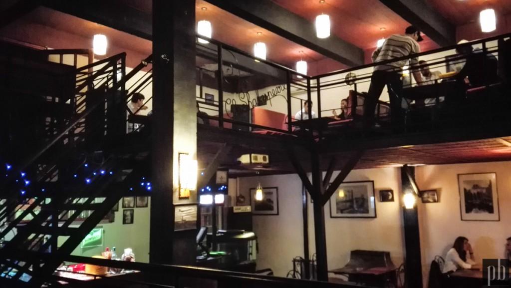 Favoris de la Rédaction (Octobre) Restaurant le Shakespeare