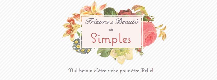 Favoris de la Rédaction (Octobre) blog Trésors de beauté des simples