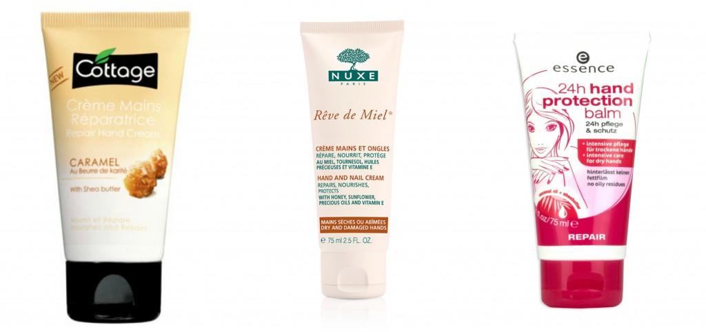 Les 5 Indispensables soins de l'Automne Hiver crème pour les mains