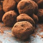 Truffes en chocolat cover