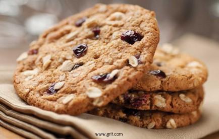 cookies aux flocons d'avoine cover