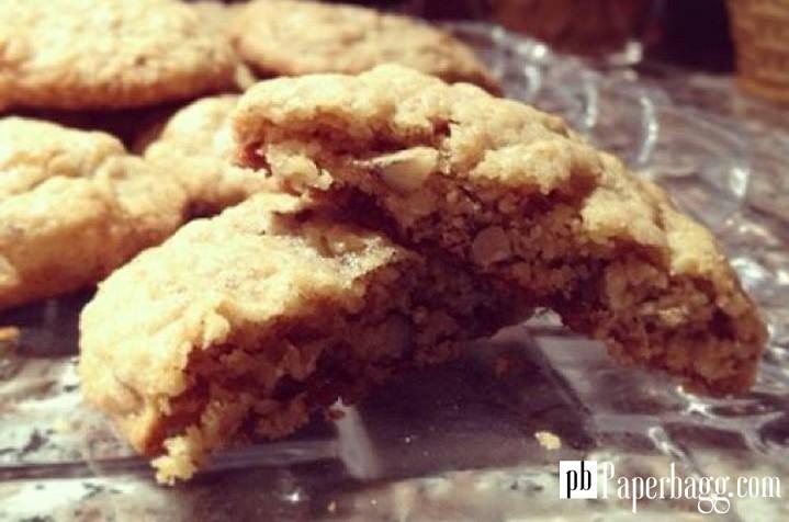 cookies aux flocons d'avoine paperbagg