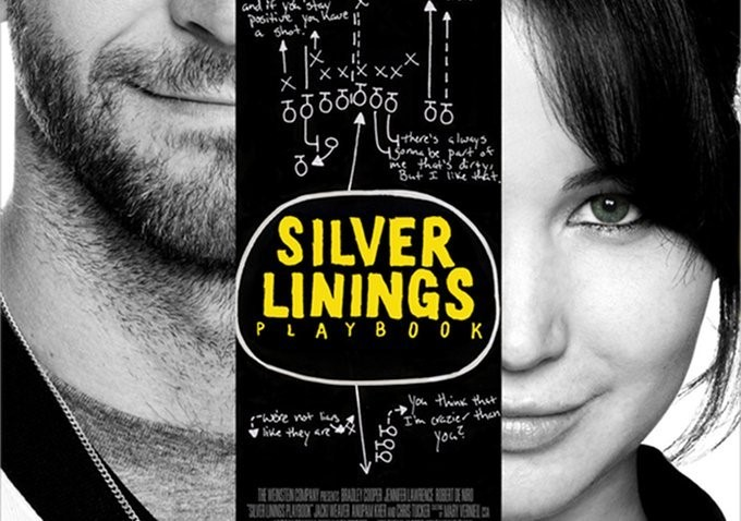 Favoris de la Rédaction (Novembre) Film Silver linings