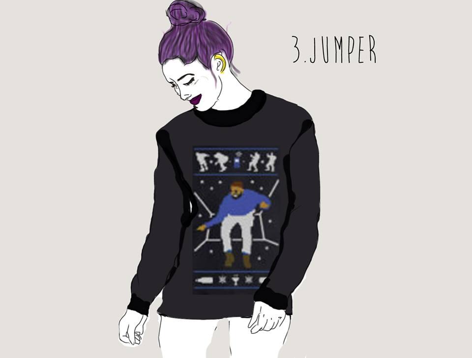 Mots de l'hiver 2016 Jumper