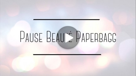 Pause Beauté Paperbagg - Makeup Matinal Rapide Hydratation cover