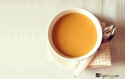 Soupe de potiron cover