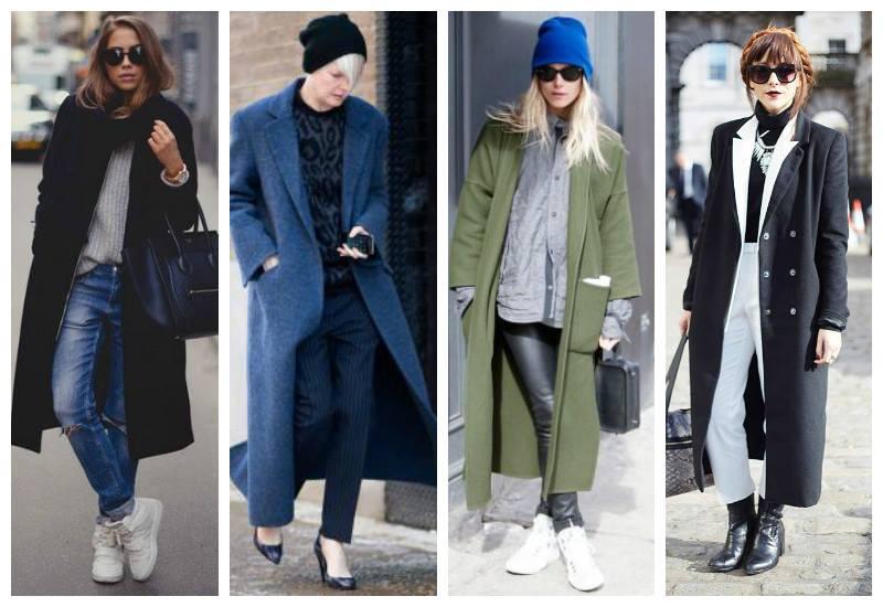 5 astuces pour rester chic en hiver  manteau boyfriend