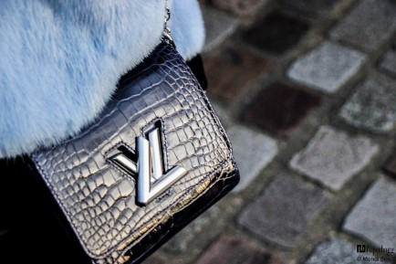 Paris Men's Fashion Week 2016 Street Style, LOUIS VUITTON
