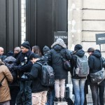 Paris Men's Fashion Week 2016 Street Style, Valentino