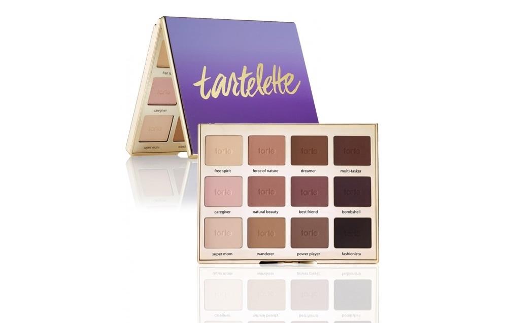 beauty buzz 2016 palette Tarte