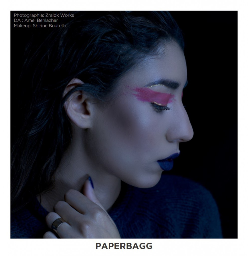 Beauty Editorial  L'art du maquillage