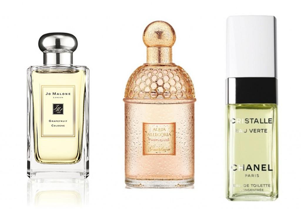 Ce que mon parfum révèle sur ma personnalité citronés