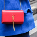 Paris Haute Couture Fashion Week 2016 Street Style, Jean Paul Gaultier Paperbagg