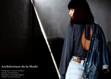 Architecture de la mode Shades of blue (1-3)