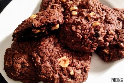 Brookies Lorsque les cookies se mêlent aux Brownies (2)