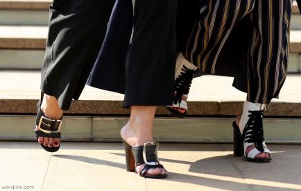 Tendances Chaussures Printemps Été 2016 cover