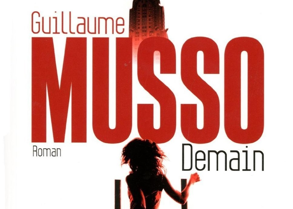 Un mois 3 livres Dear march, please be full of good reads. Demain, Guillaume Musso