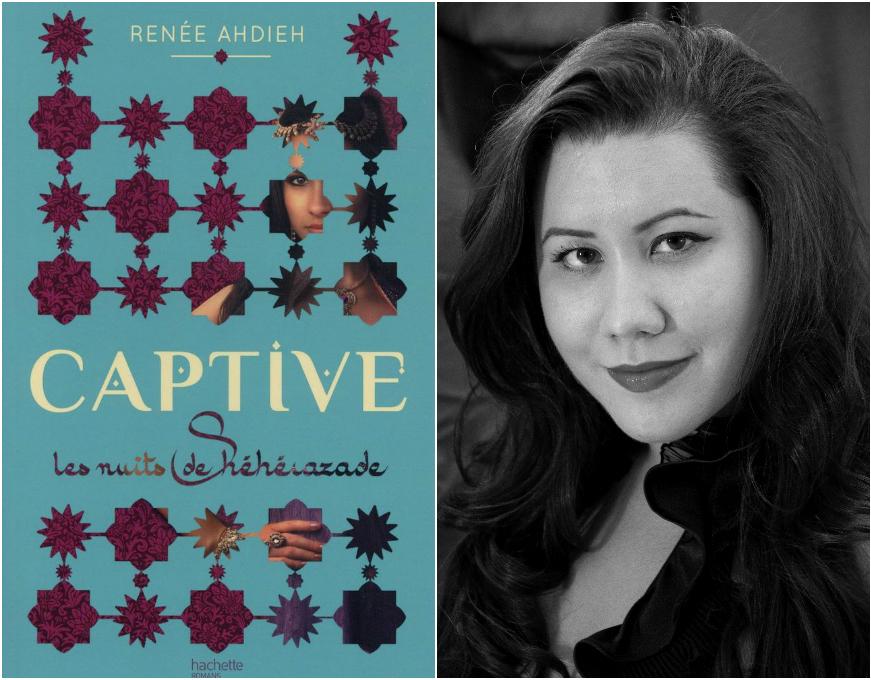 Chroniques livresques: Captive – Les Nuits de Shéhérazade, Renée Ahdieh