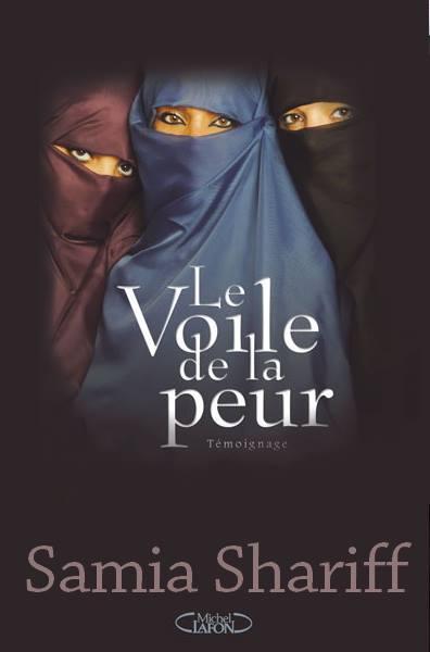 1 mois 3 livres Juin et ses témoignages Le voile de la peur, Samia Shariff