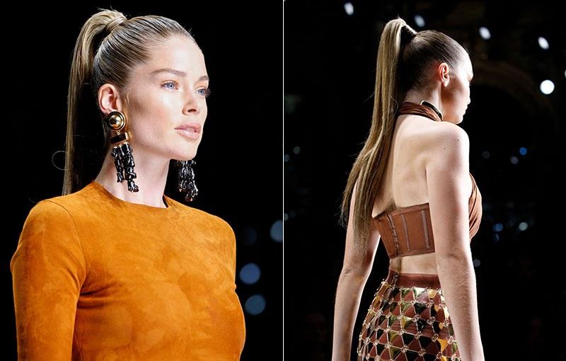 Tendance coiffure  5 façons de porter la queue de cheval haute
