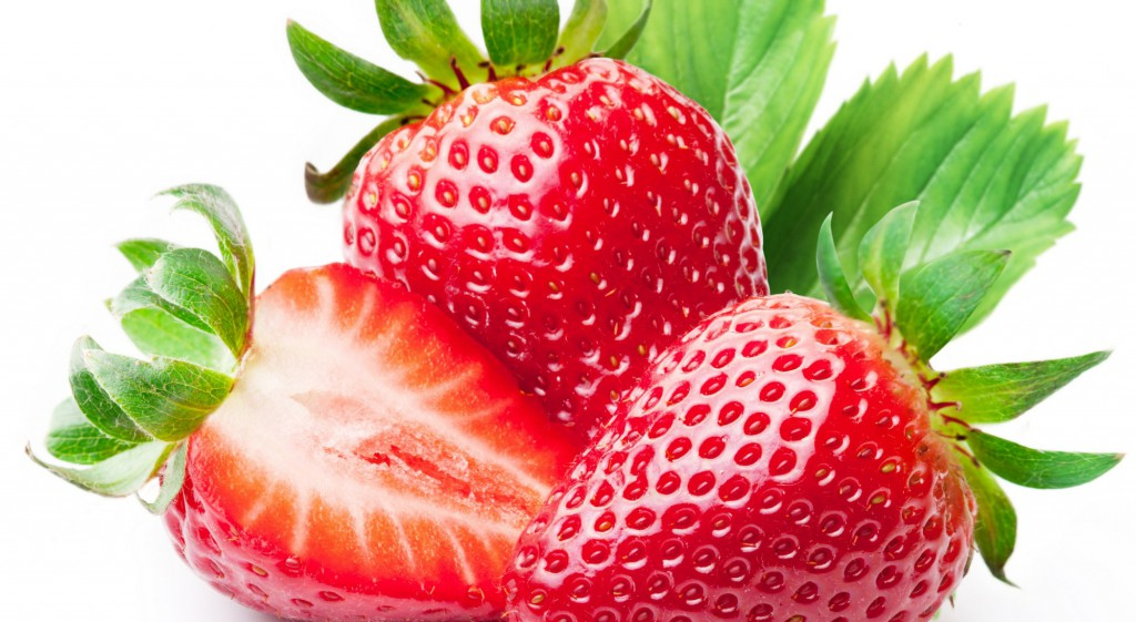 Ces aliments qui font maigrir fraises
