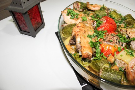 Healthy Food Dolma au four (3)