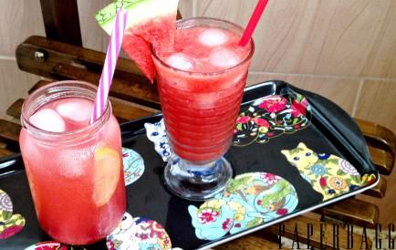 Summer Drink  Citronnade revisitée à la cerise (2)