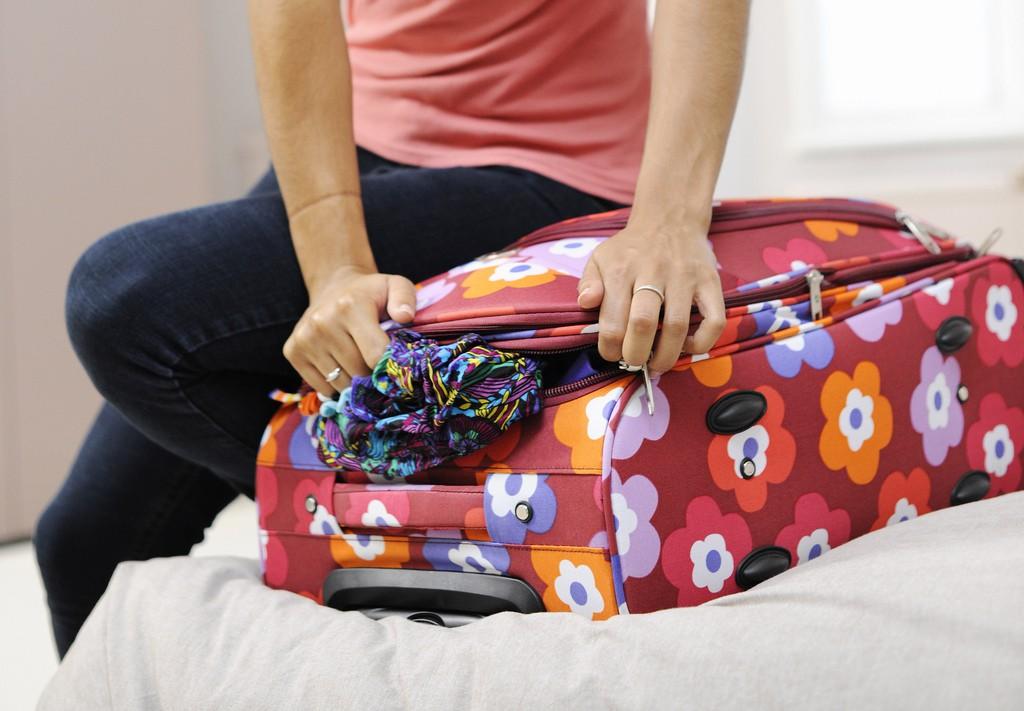 Vacances 0 Stress  La Check-liste à toute épreuve valise