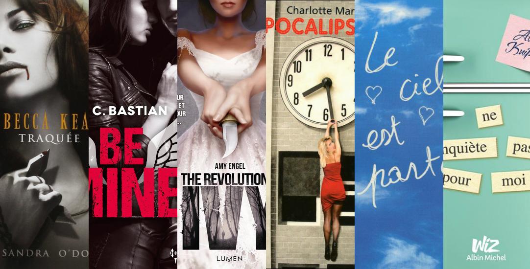 Littérature | 6 Genres, 6 Livres