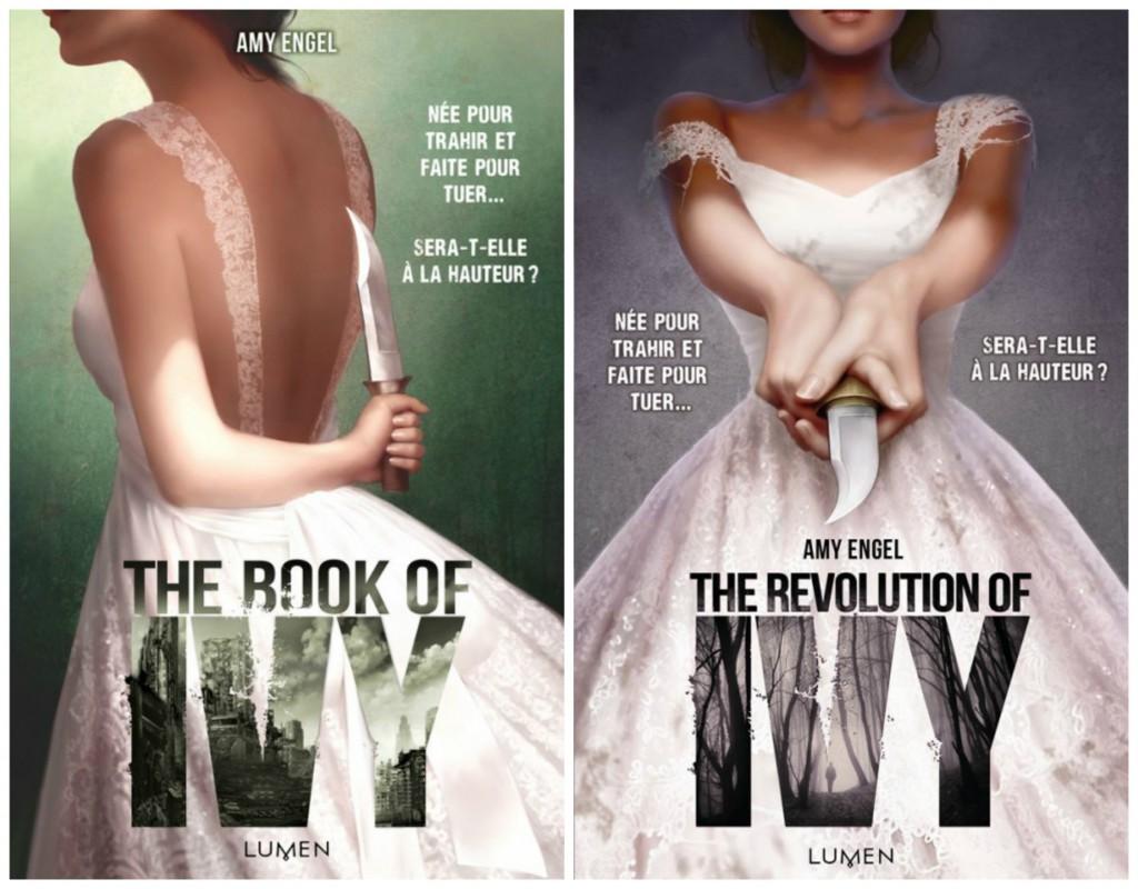 Littérature Un genre, Un livre The Book of Ivy et The Revolution of Ivy, Amy Engel