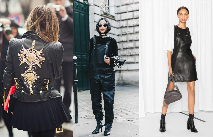 Automne Hiver 2016  Le Guide des tendances cuir