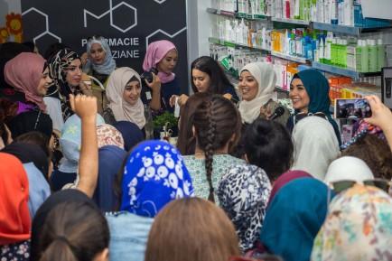 Meetup de Blogueuses Au cœur de la rencontre avec Imene Shetae et Muslim Queens