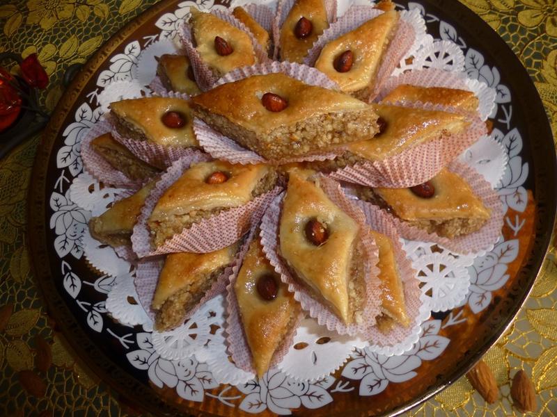 TOP 10 des meilleurs gâteaux traditionnels baklawa