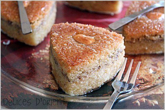 TOP 10 des meilleurs gâteaux traditionnels kelb el louz